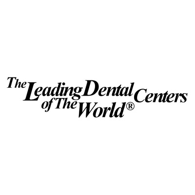 Logo leading dental centers